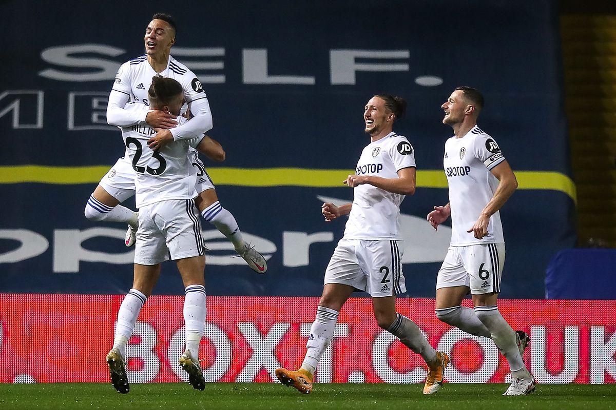 Leeds United v Manchester City - Premier League