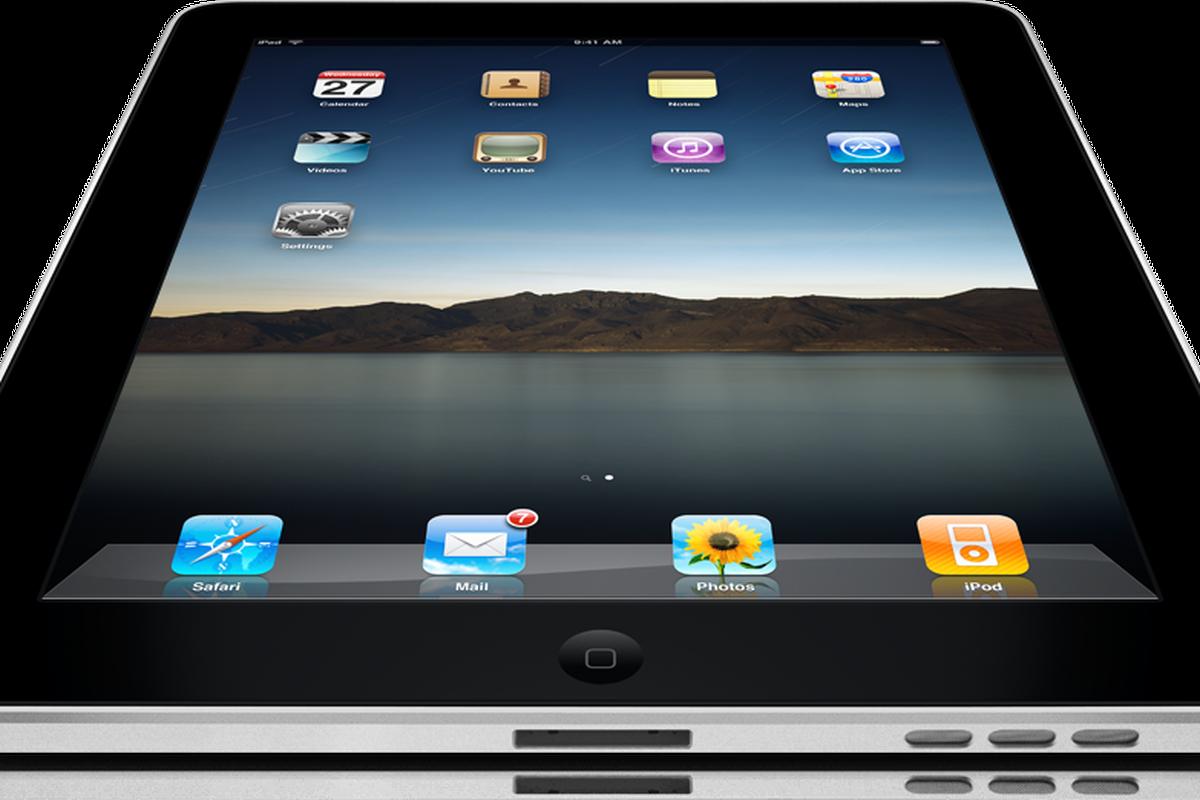 first-generation ipad