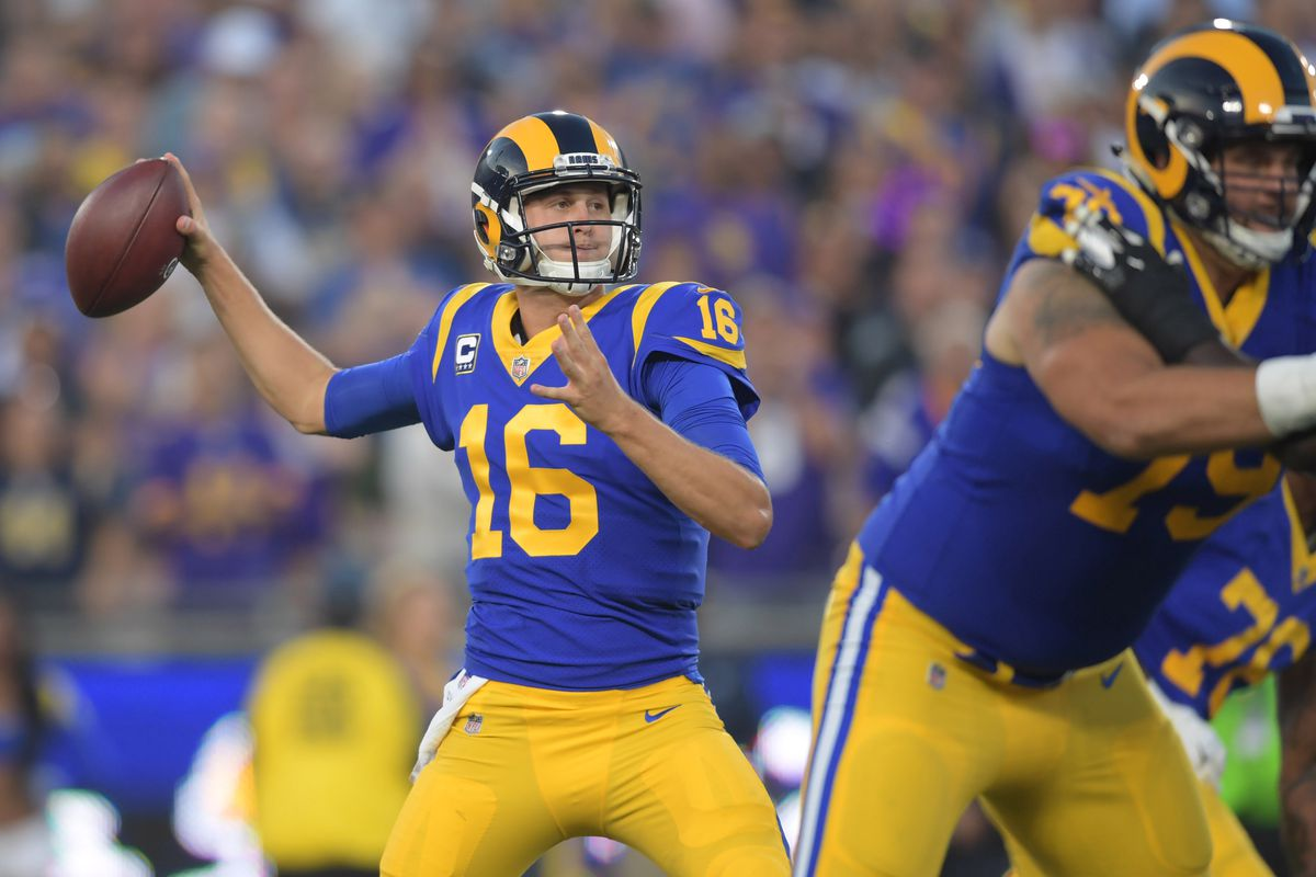 Los Angeles Rams Five Jaw Dropping Stats From Thursday Vs