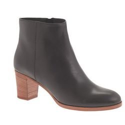 """<b>J.Crew</b> Aggie ankle boots in black, <a href=""""http://www.jcrew.com/womens_category/shoes/boots/PRDOVR~04567/04567.jsp"""">$278</a>"""