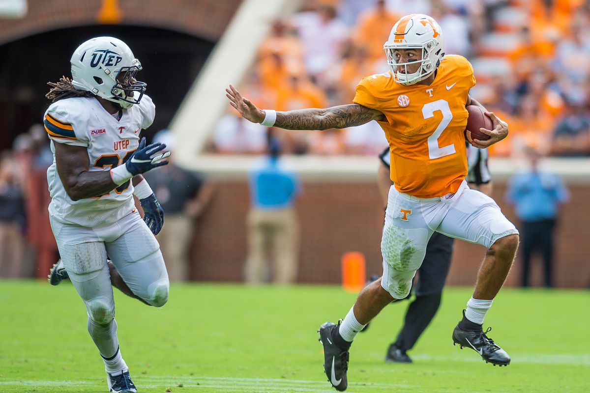 Vols Football Fearless Prediction: Tennessee vs. Georgia State