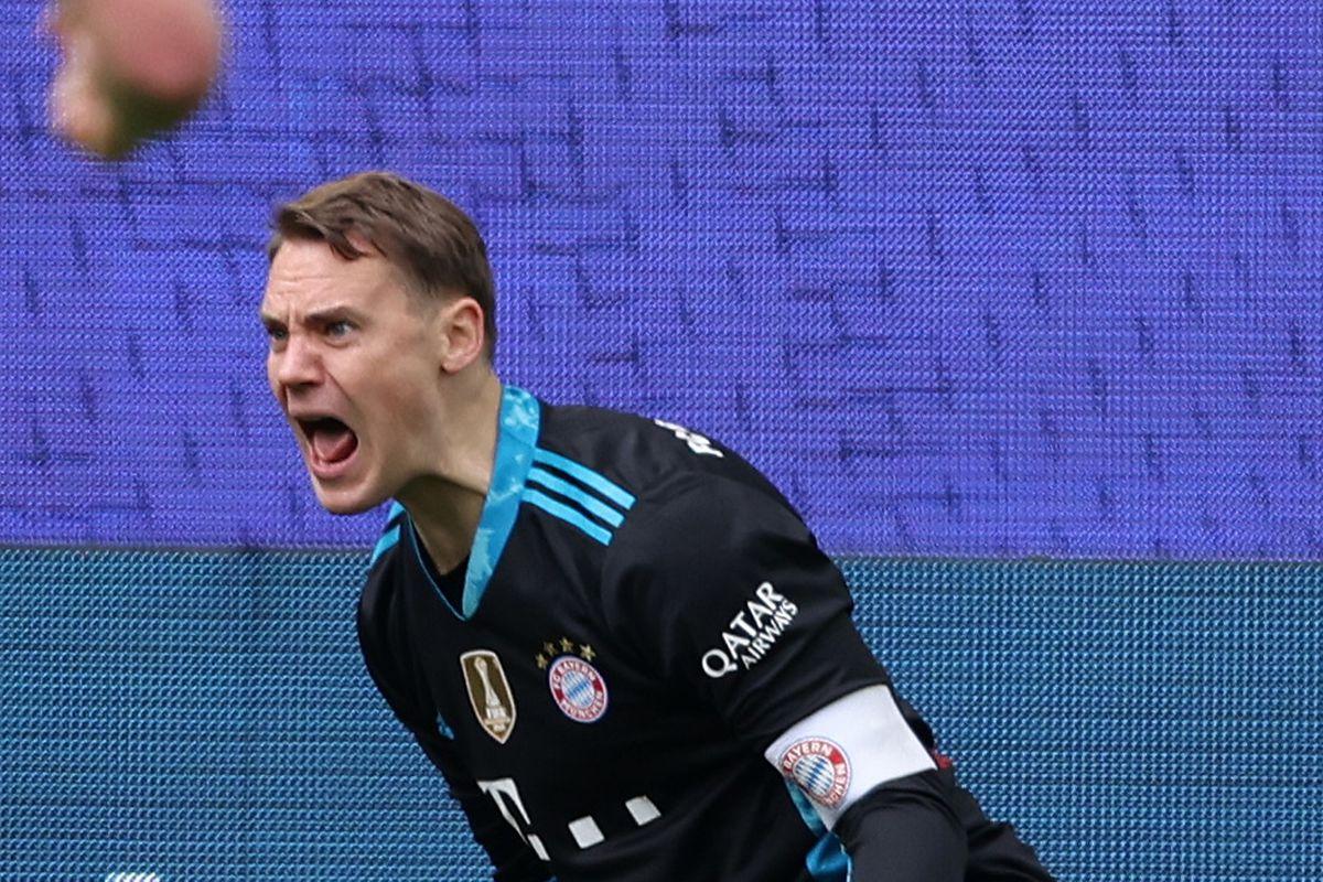 Bayern Munich's goalkeeper situation behind Manuel Neuer is ...