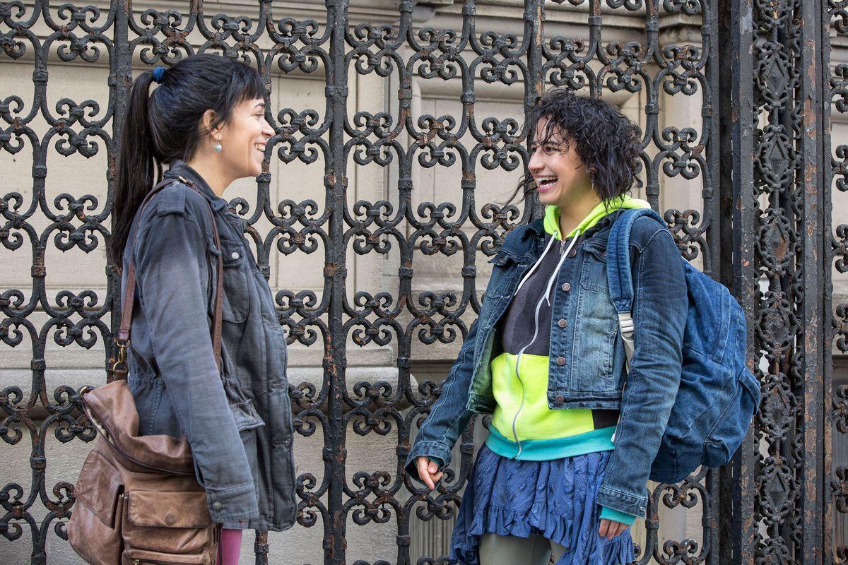 Abbi Jacobson and Illana Glazer in 'Broad City'