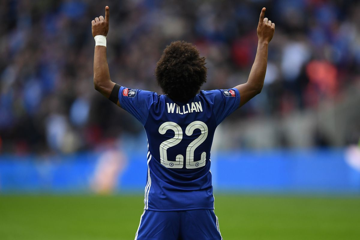 Keep, Sell, Loan: Willian's 2016-17 Season In Review