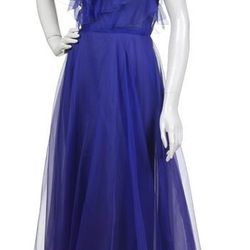 Christian Dior, (French), Evening Gown Estimate: $600 to $800   Sold for: $5500