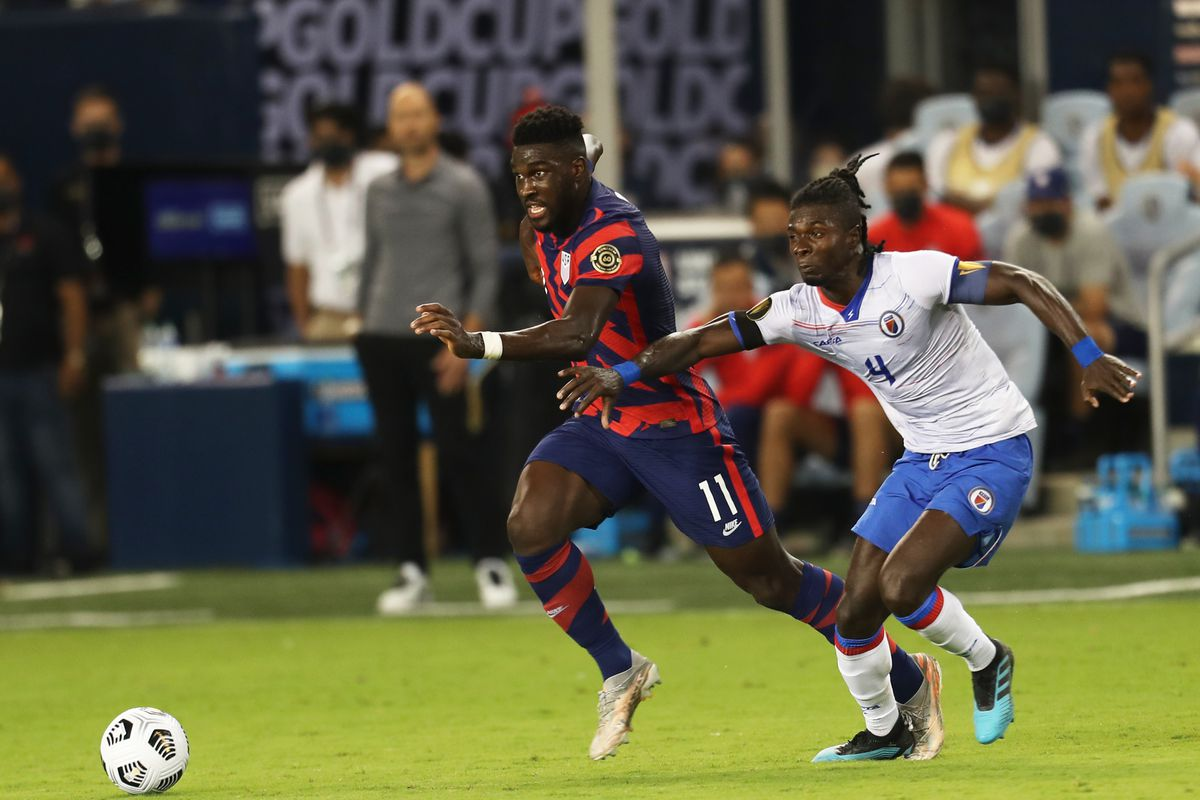 Canada v Martinique: Group B - 2021 CONCACAF Gold Cup