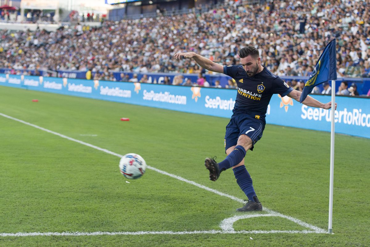Vegas gives LA Galaxy 16:1 odds to win 2018 MLS Cup - LAG
