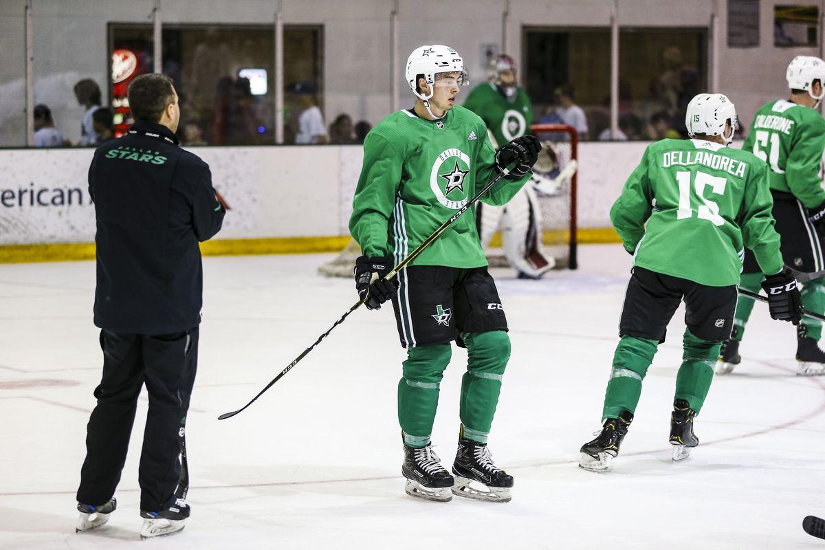 NHL: JUN 29 Stars Development Camp