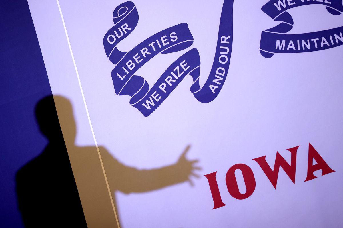 Pete Buttigieg Campaigns For President Across Iowa Ahead Of Caucus