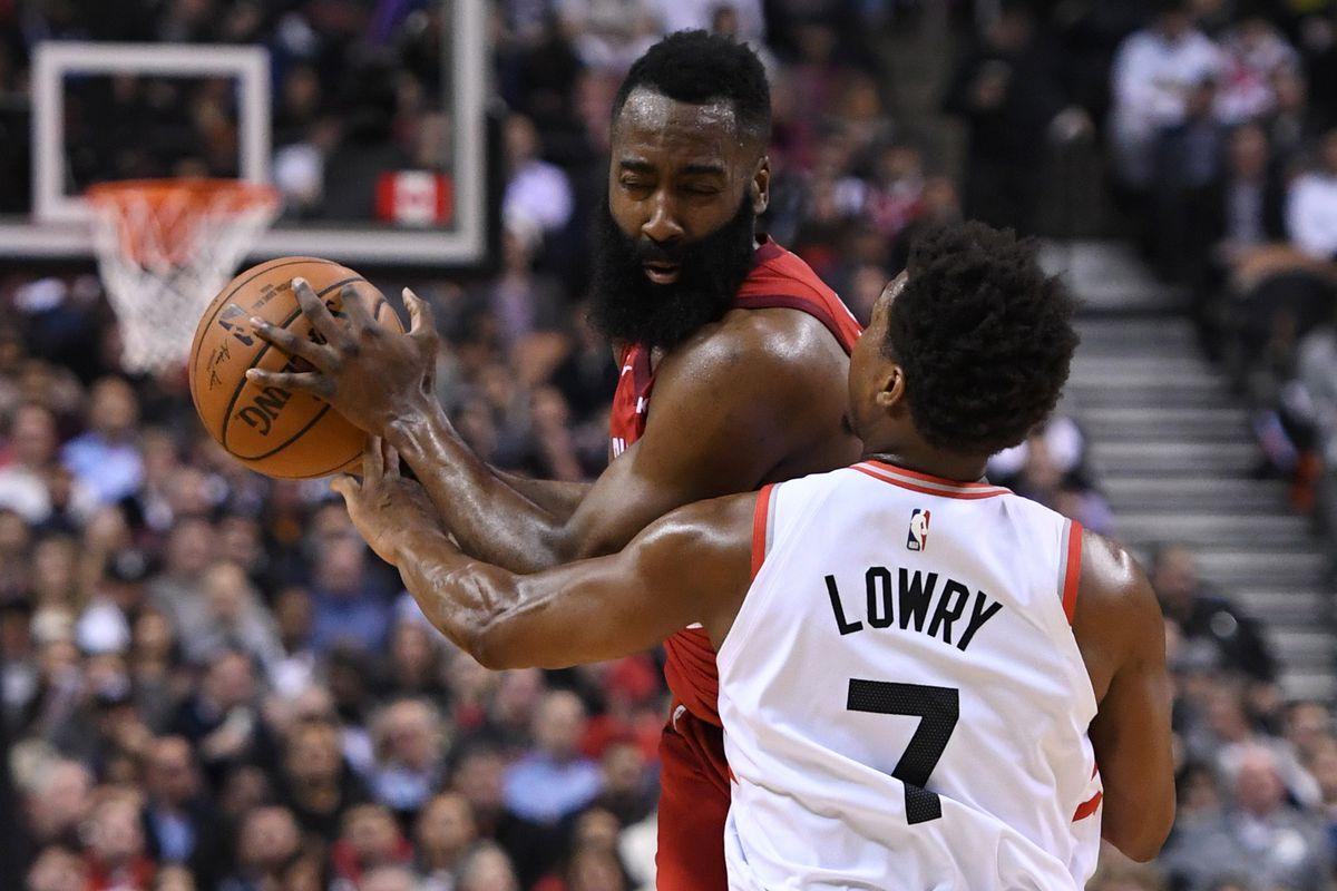NBA Preseason 2019: Toronto Raptors announce 2019-20 preseason schedule, James Harden, Kyle Lowry