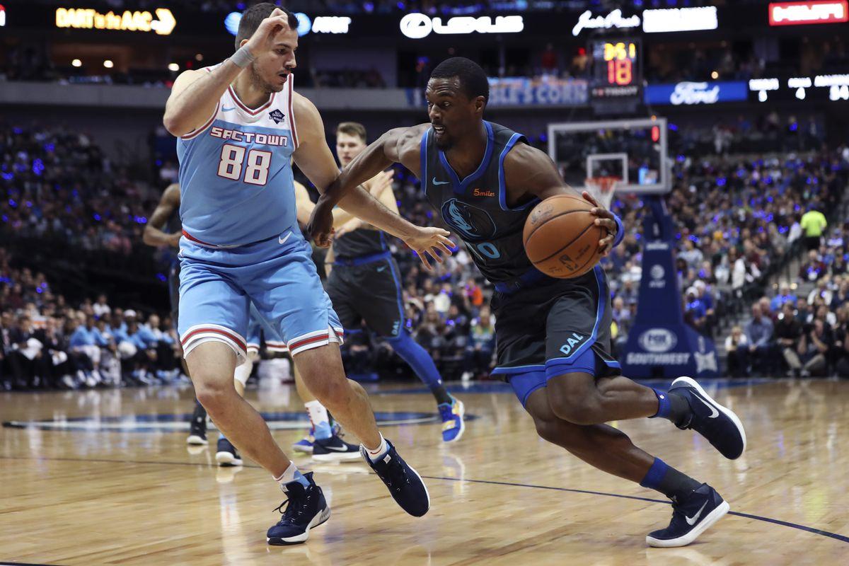 Nba Trade Deadline Dallas Mavericks Trade Harrison Barnes To The