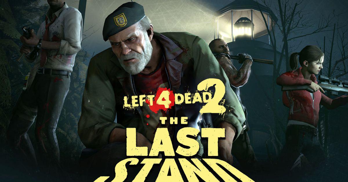 Left 4 Dead 2 gets one final, massive update