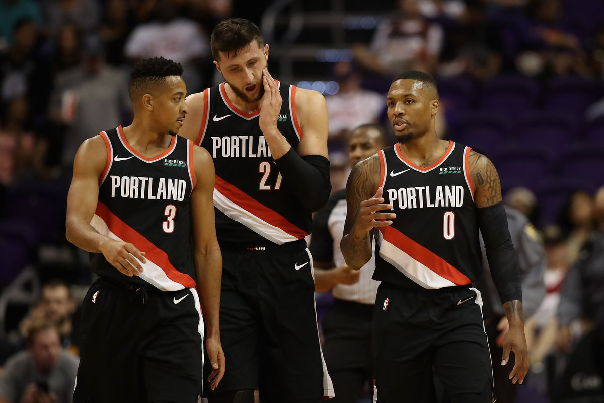Portland Trail Blazers Breaking Down the Trail Blazers' Roster Ahead of the Orlando ...