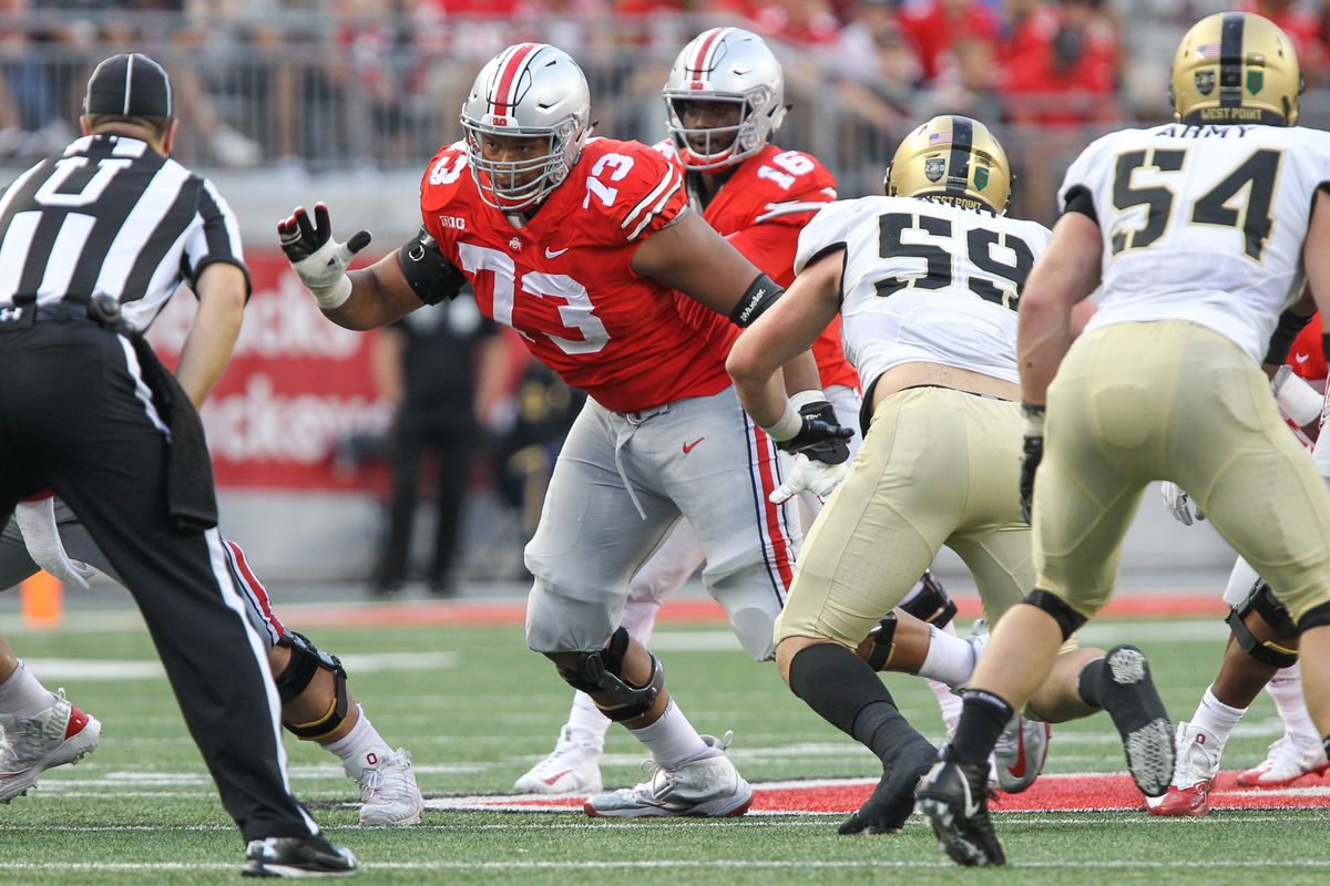 COLLEGE FOOTBALL: SEP 16 Army at Ohio State
