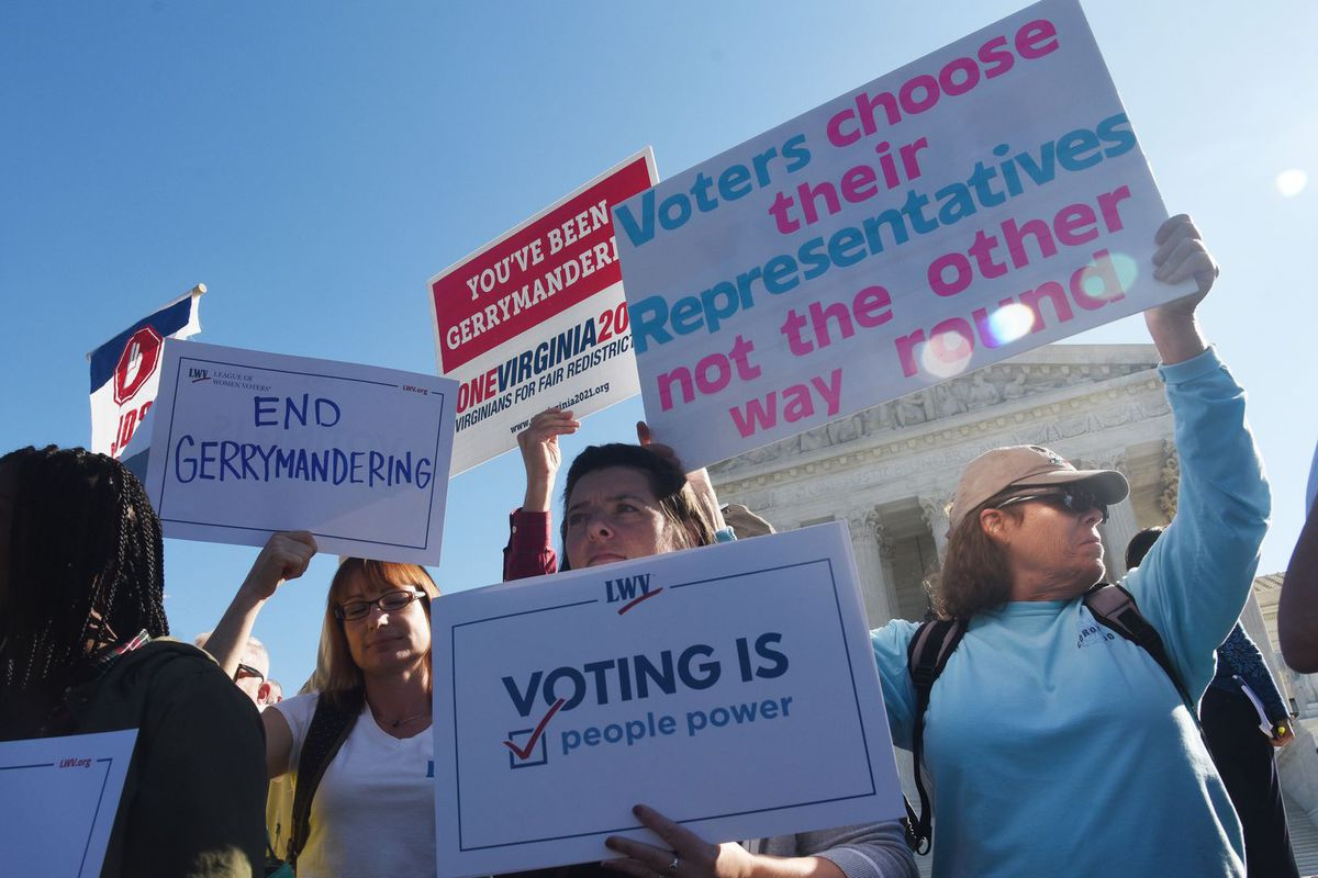 slay the dragon documentary: protesters against gerrymandering