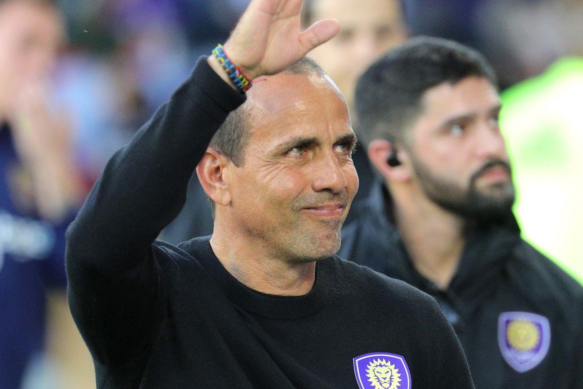 Orlando City coach Oscar Pareja eager to see MLS play at Disney World