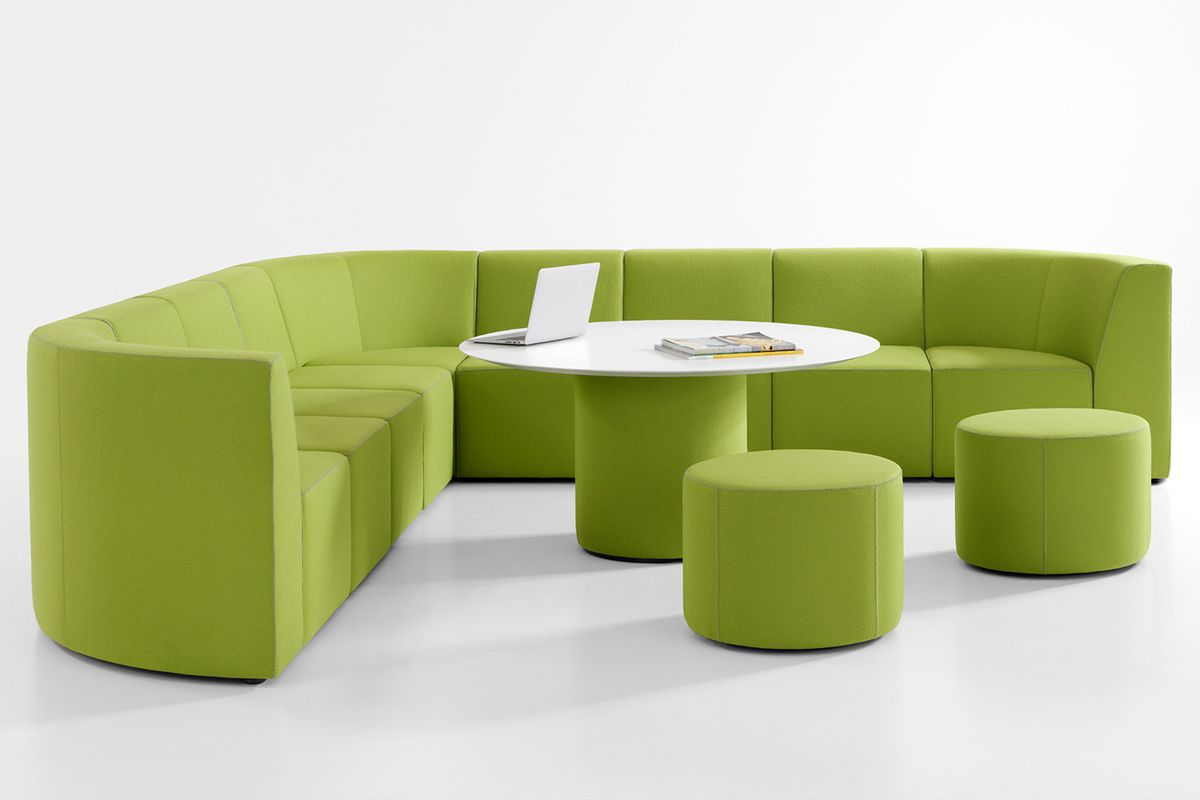 Modular furniture - Bernhardt Design