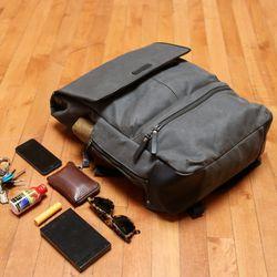 Walker laptop backpack