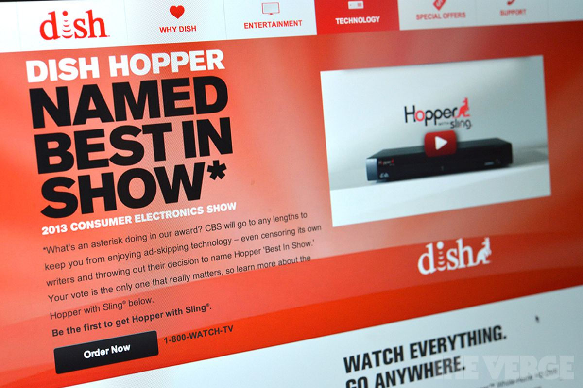 cnet loses ces awards following dish hopper controversy dvr named