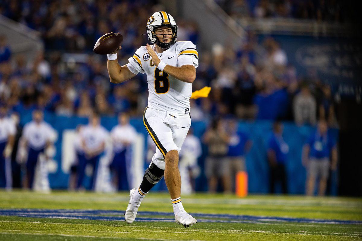 NCAA Football: Missouri at Kentucky