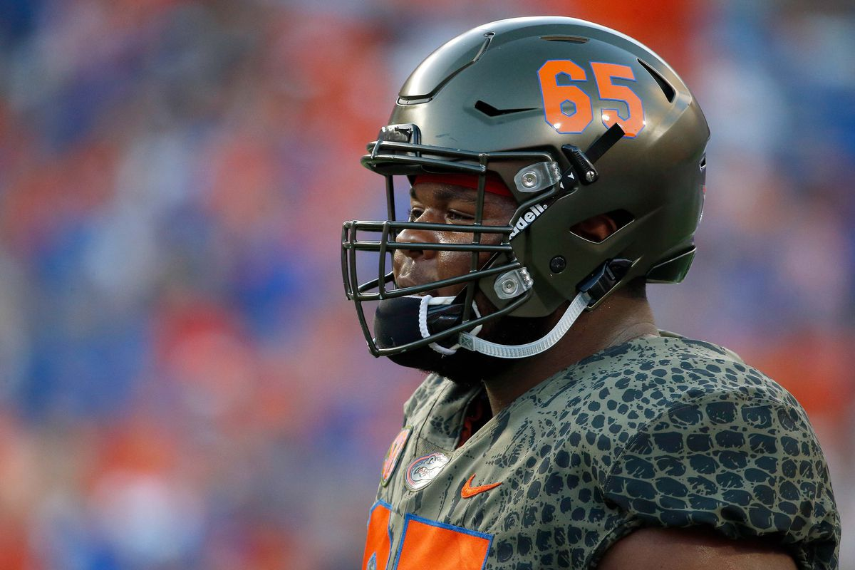 best loved 63e5c c709e 2019 NFL Draft Profiles: Jawaan Taylor, tackle, Florida ...