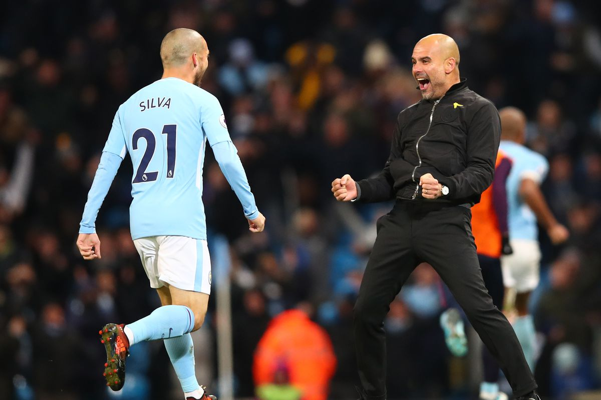 Redmond reveals what went on with him and Pep Guardiola