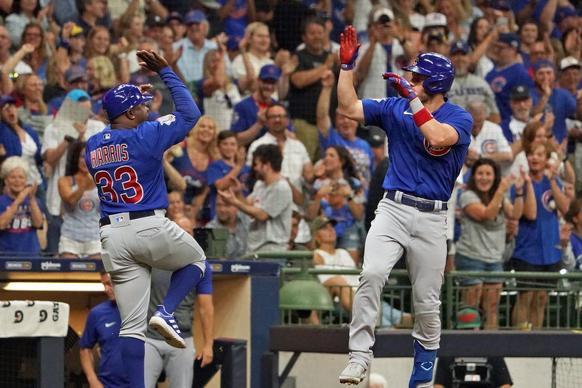 MLB: JUN 28 Cubs at Brewers