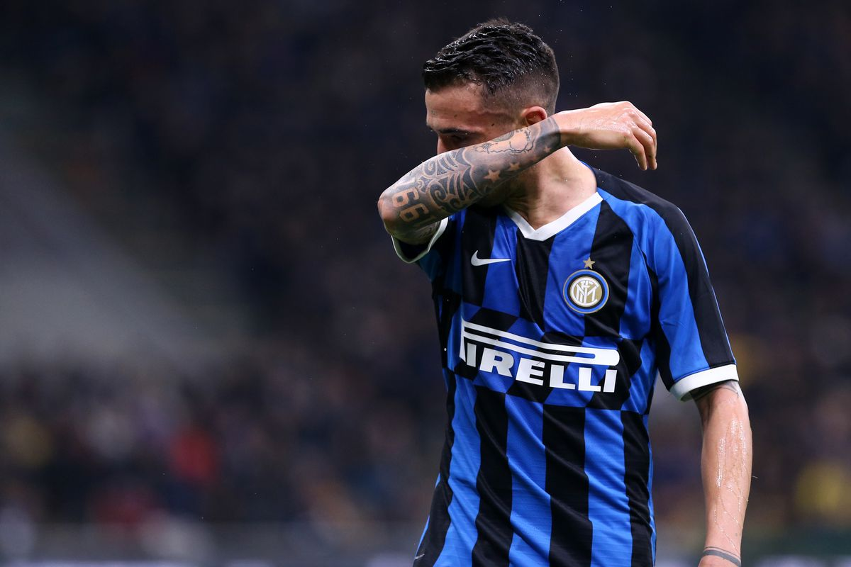 Matias Vecino of FC Internazionale during the Serie A match...