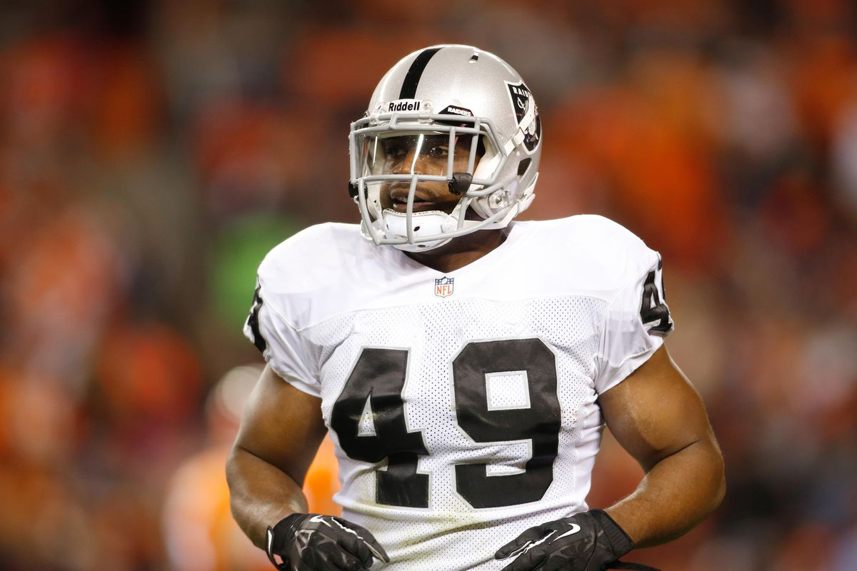 buy popular 59aaa d9a4b Raiders Countdown to Kickoff: 49: Who wore it best, who's ...
