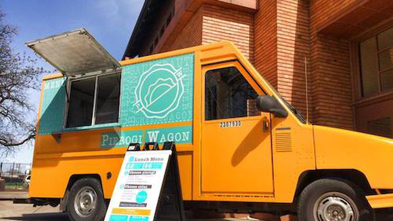 Pierogi Food Truck Dc