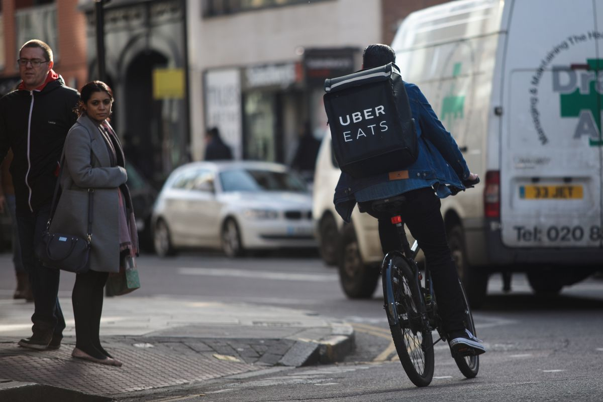 Uber Eats wants to buy Deliveroo — the American rideshare and food delivery company could buy the U.K. restaurant delivery start-up for several billion dollars