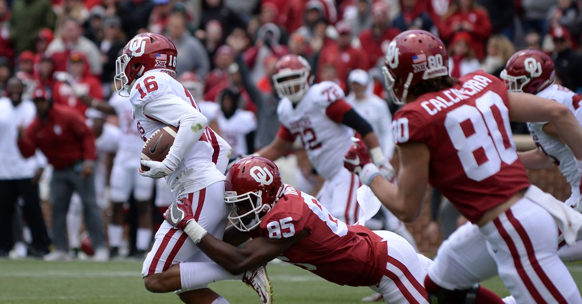 Oklahoma Football: 2019 Spring Game date announced ...