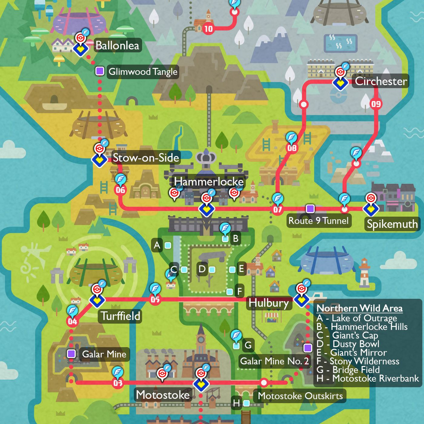 Pokémon Sword and Shield complete map and locations - Polygon on map ob, map di, map browser, map or, map software, water services regulation authority, map oy, map java, map northwest passage, map apps, map graphics, map oslo, map ne, map co, map db, map de, map data, map projection, map al, map storage, map interface,