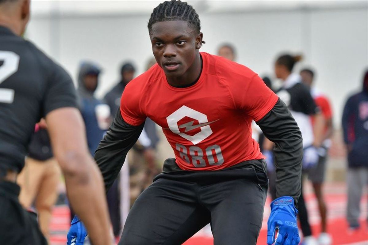 4-star 2020 cornerback Clark Phillips III commits to play football at Ohio State