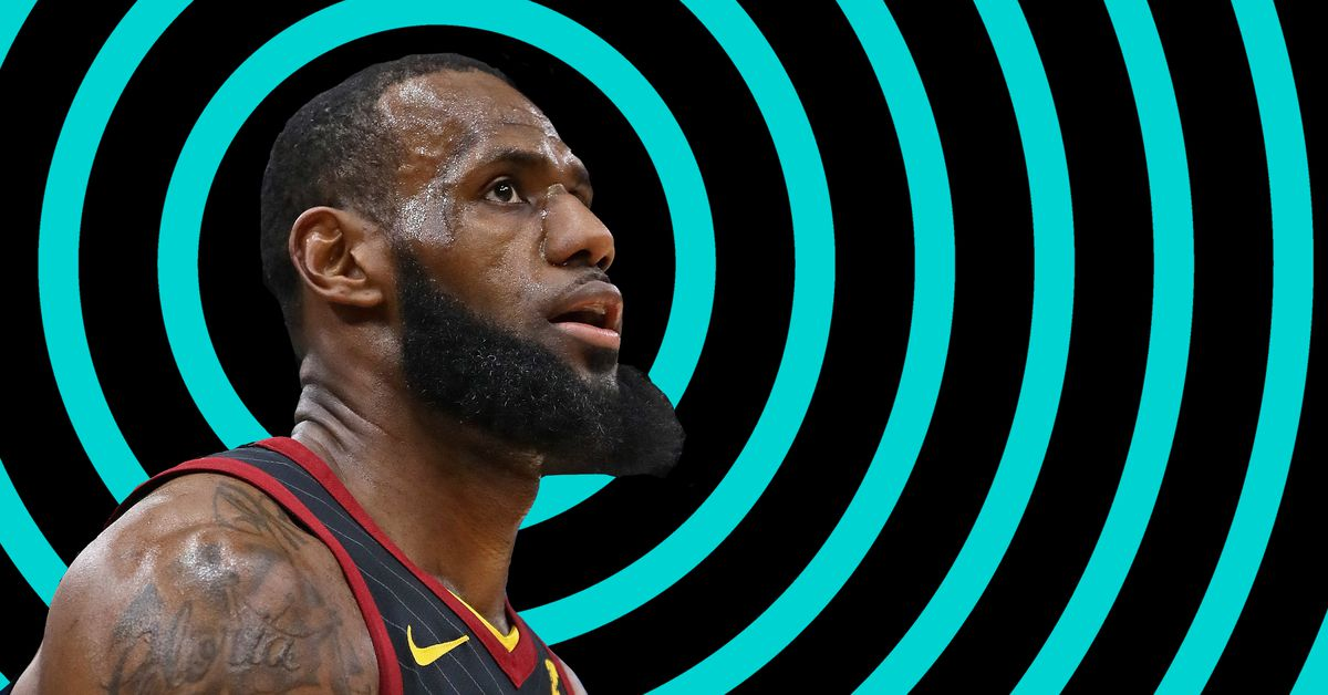 It's really all about LeBron