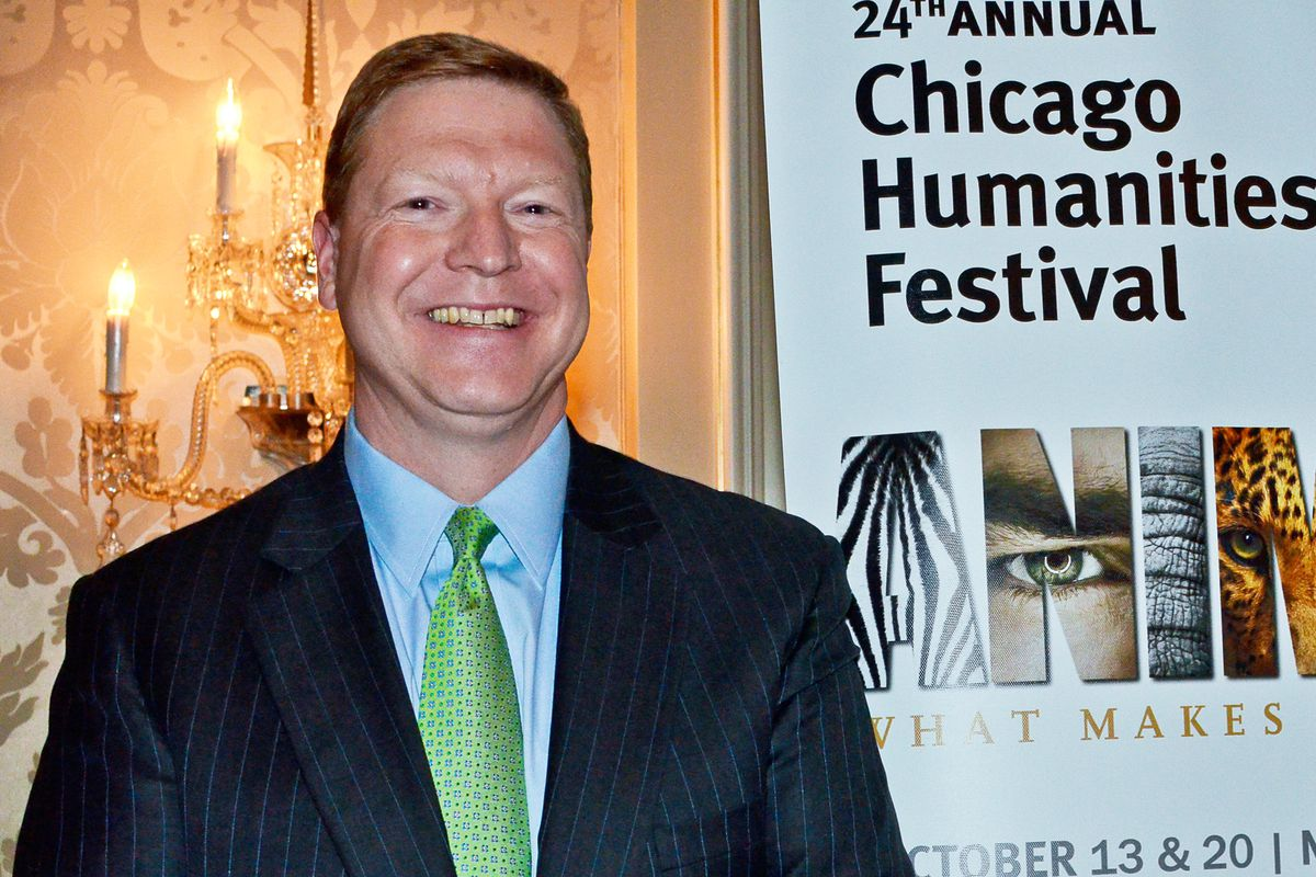 R. Scott Falk, Humanities Festival chairman, dies at age 55
