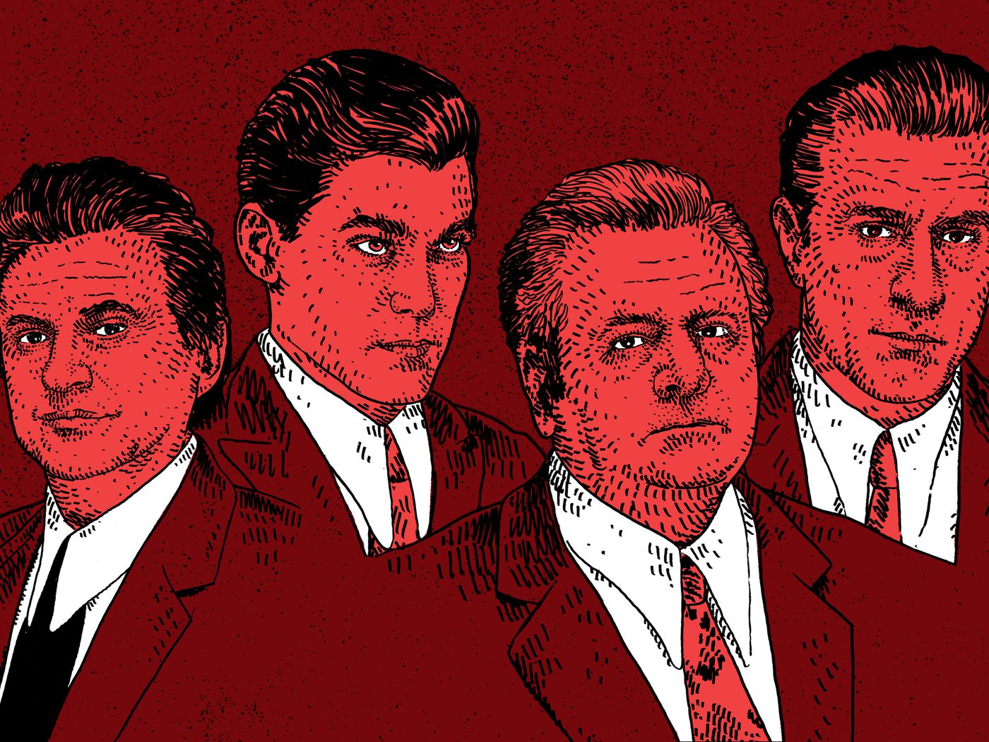 How 'Goodfellas' Serves As the Bridge Between 'The Godfather' and 'The  Sopranos' - The Ringer