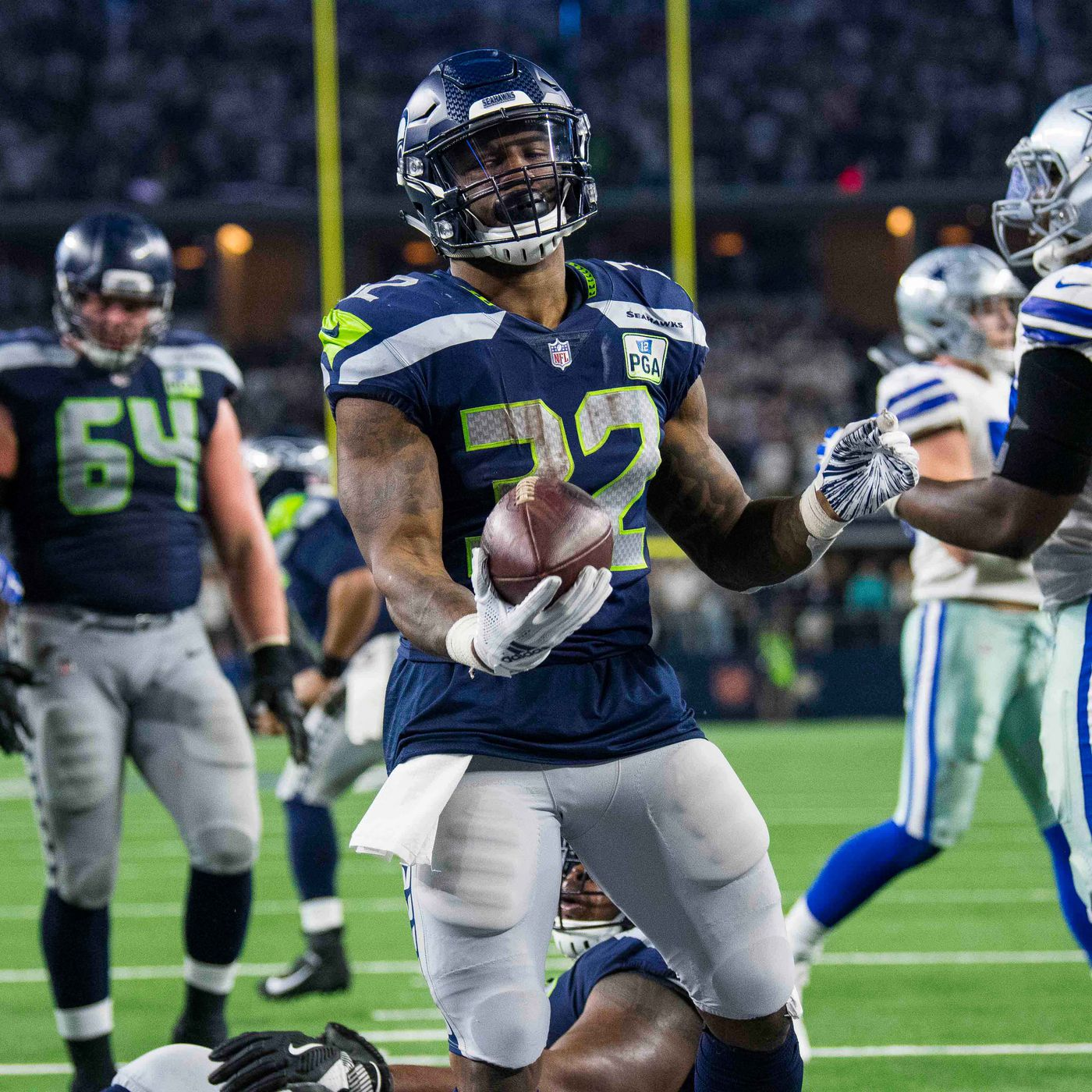 971154698af Seahawks News 2/1: What Will Seahawks RB Depth Look Like in 2019 ...