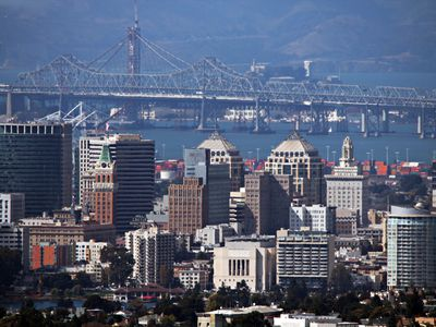 How Google Street View is mapping Oakland?s air pollution