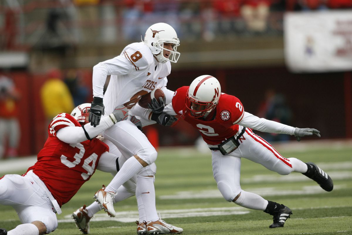 NCAA Football - Texas vs Nebraska - October 21, 2006