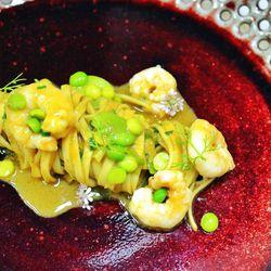 by Chef Walter el Nagar at Barbershop