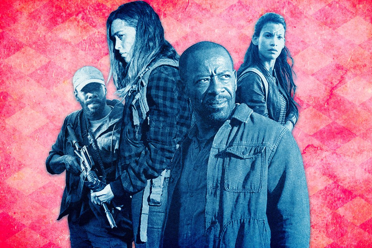 How a Midseries Overhaul Fixed 'Fear the Walking Dead' - The