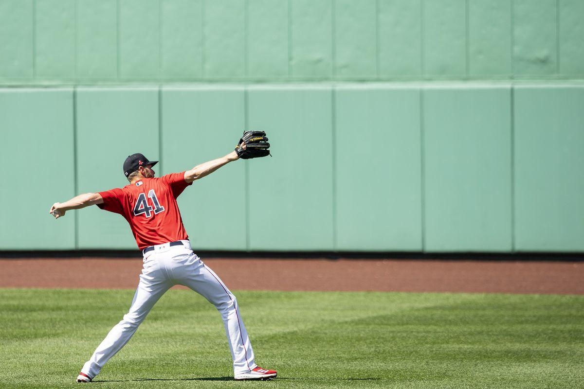 Kansas City Royals v Boston Red Sox