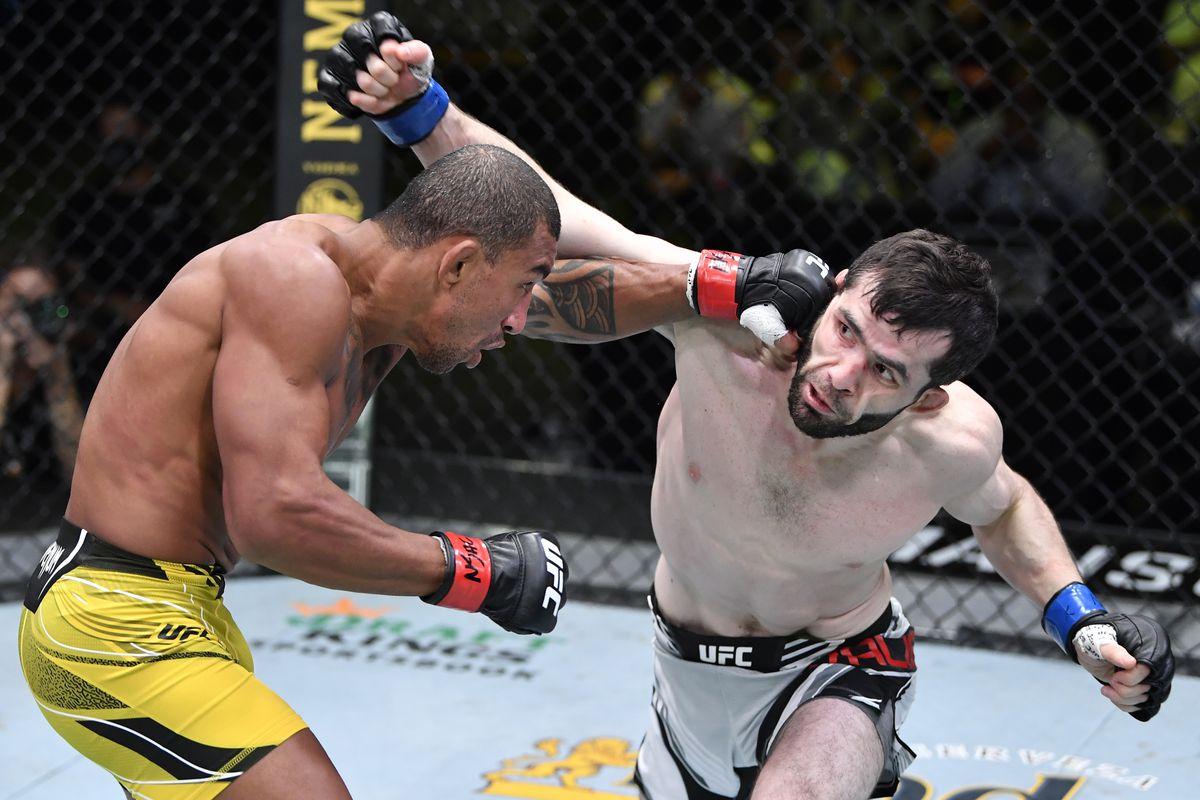 UFC Fight Night: Barcelos v Valiev