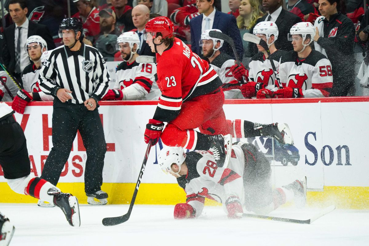 Game Preview: Devils at Hurricanes