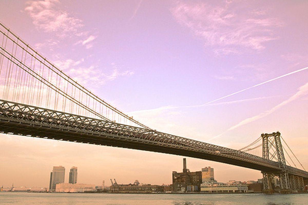 "Retail prices, like most things in Manhattan, are moving to Brooklyn. Photo via <a href=""http://www.flickr.com/photos/35892836@N07/5581619215/in/photolist-9vefW4-9QtPjT-aRgdzT-9QwGns-9QwCUE-9QtTsD-9QwDHm-9QwENj-9QtQfk-9QwFmN-8hLp4U-bjYjLy-aeEjea-cmK"