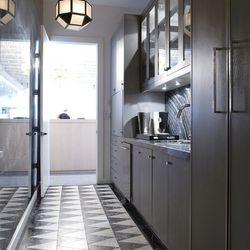 Studio's state-of-the-art kitchen