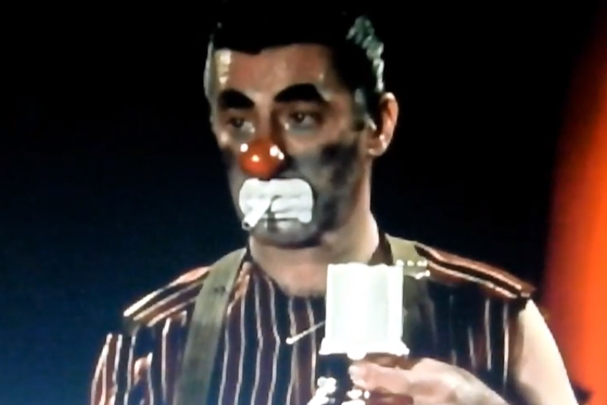 jerry lewis (the day the clown cried)