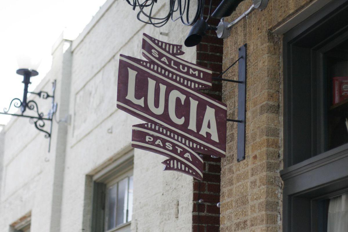 Oak Cliff's buzzing Italian resto, Lucia.