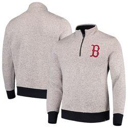 "<a class=""ql-link"" href=""http://sbnation.fanatics.com/MLB_Boston_Red_Sox_Sweatshirts_New_Fall_Arrivals/Boston_Red_Sox_47_Team_Kodiak_Quarter-Zip_Pullover_Jacket_%E2%80%93_Cream"" target=""_blank"">'47 Team Kodiak Quarter-Zip Pullover Jacket</a>for $69.99"